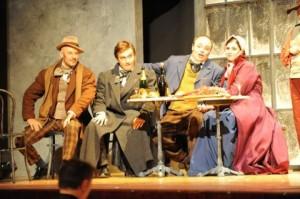 La Bohème - 22 Ottobre 2010 - Teatro Cantero Chiavari