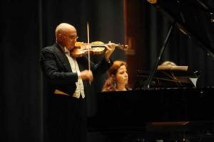 Salvatore Accardo in Concerto - 24 Novembre 2011 - Teatro Cantero Chiavari