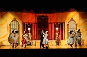 La Vedova Allegra - 20 Dicembre 2011 - Teatro Cantero Chiavari