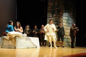 Don Giovanni - 20 Gennaio 2012 - Teatro Cantero Chiavari