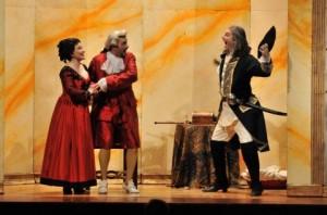 La Serva Padrona - 25 Novembre 2010 - Teatro Cantero Chiavari