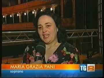 TG3 Liguria   M.ma Butterfly Teatro Cantero Chiavari - Ritorno All'Opera