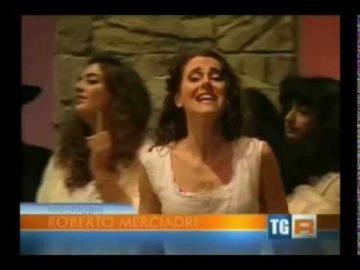 TG3 Liguria Carmen Teatro Cantero Chiavari - Ritorno all'Opera