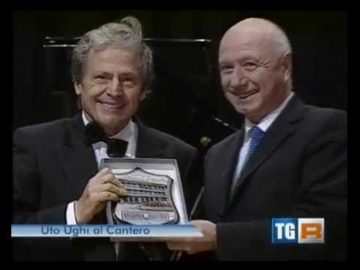 TG3 Liguria   Servizio Concerto Uto Ughi  - Ritorno all'Opera
