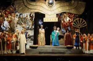 Aida - 28 Ottobre 2011 - Teatro Cantero Chiavari
