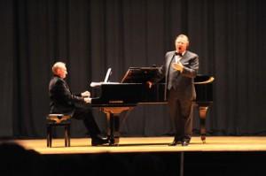 Concerto I Tre Tenori - 23 Aprile 2010 - Teatro Cantero Chiavari