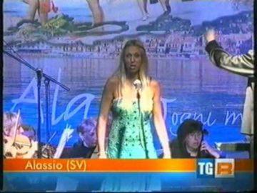 TG3 Liguria Ritorno all'Opera Alassio